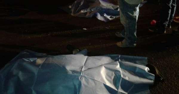 Accidente en el suburbio de Guayaquil deja 2 fallecidos