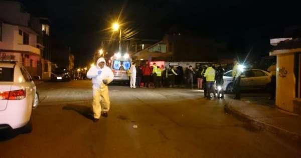 Asesinan a tiros al concejal de Riobamba