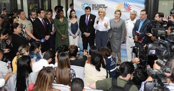 Se reactiva plan Más Seguridad de Guayaquil