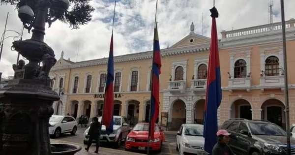 Tres días de luto en Chimborazo por muerte de concejal
