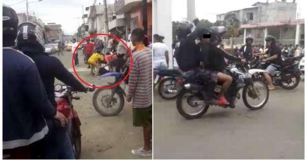 Balacera en Portoviejo deja seis heridos