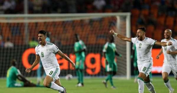 Argelia conquista la Copa de África 2019