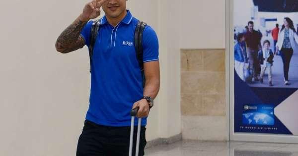 Edwuin Pernía está habilitado y jugaría ante el D. Cuenca