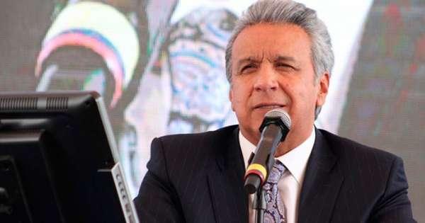 Lenin Moreno se pronuncia sobre controversia en CPCCS