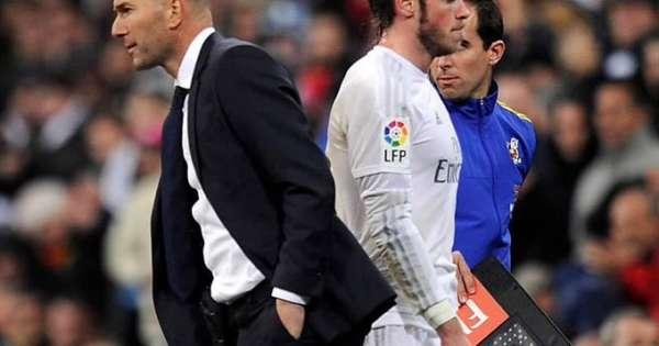 Zidane dice que Bale rechazó jugar amistoso