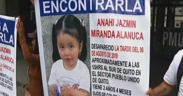 Se cumplen 7 días de la desaparición de Jazmín Miranda