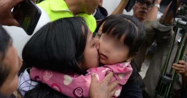Anahí se reencuentra con sus padres tras secuestro
