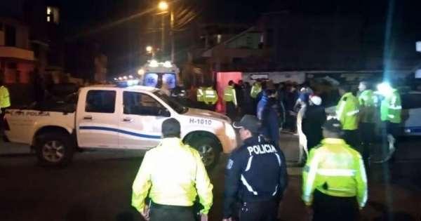 Asesinato de concejal de Riobamba apunta a sucesor
