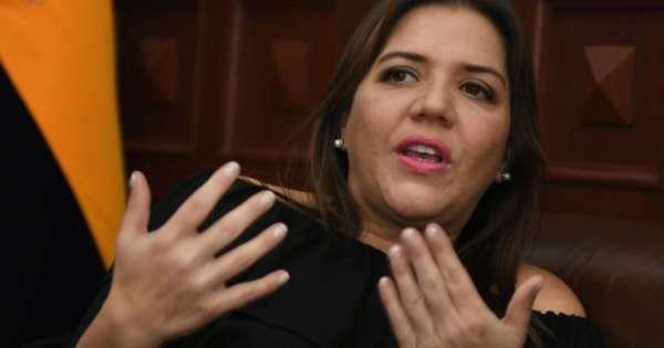 Juicio a María Alejandra Vicuña será en septiembre