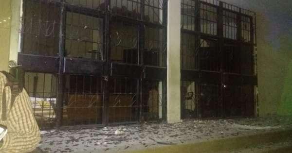 Explosión en U. de Guayaquil afecta oficinas del Rectorado