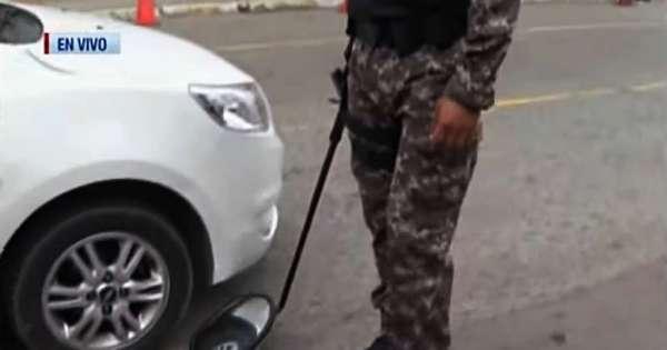 Refuerzan seguridad en U. de Guayaquil tras 6ta explosión