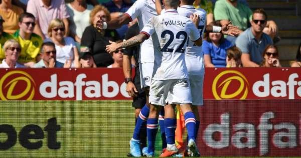 El Chelsea de Lampard consigue su primer triunfo