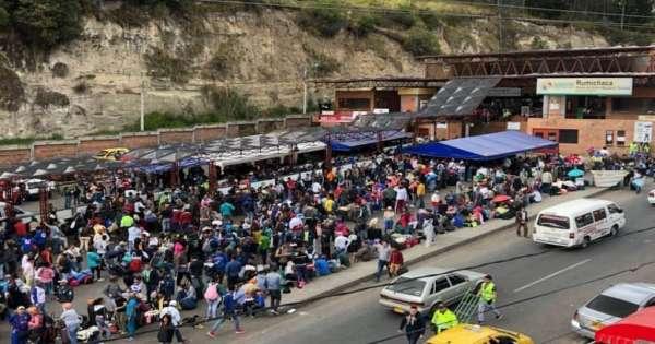 Venezolanos en frontera desconocen proceso de amnistía