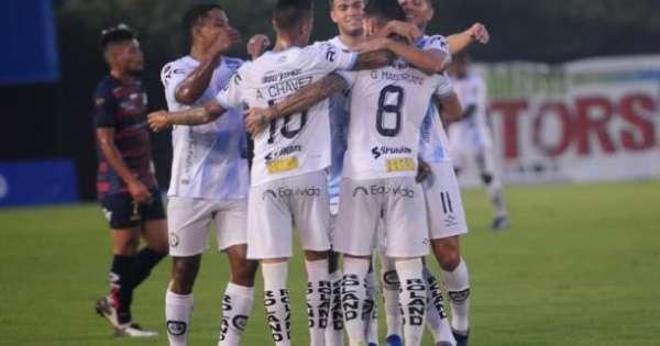 Guayaquil City vence con 'póker' de goles de Mastriani