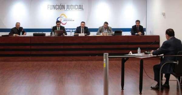 32 de 36 jueces en evaluación rindieron pruebas orales