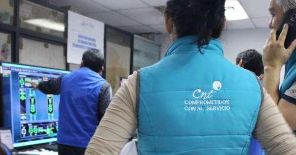 Gobierno migrará información a CNT tras filtración