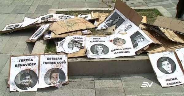 Grupos piden al Ejecutivo vetar reforma al COIP