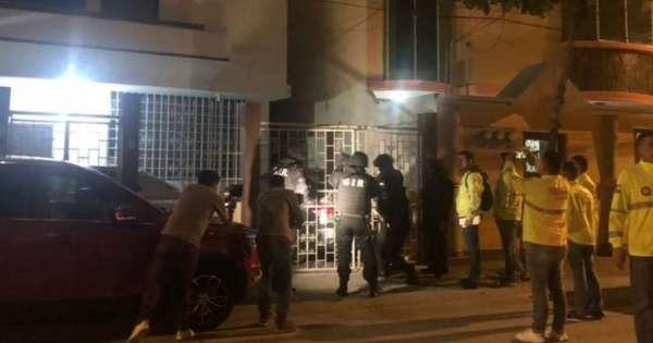 Desarticulan red de tramitadores de licencias en Guayaquil