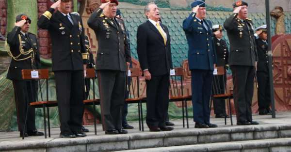 Ministro de Defensa revela presencia de