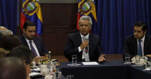 Presidente Moreno califica a Maduro de