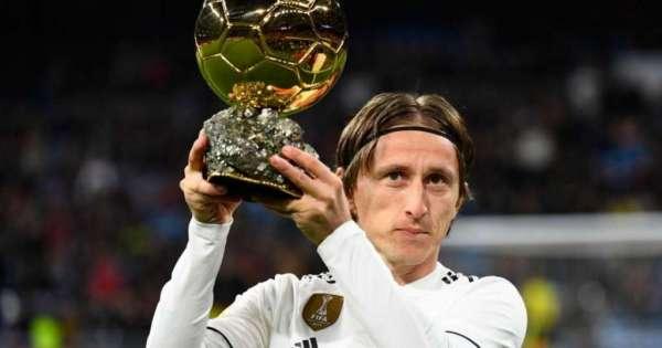 Modric tiene a CR7, Messi, Van Dijk y Salah como favoritos