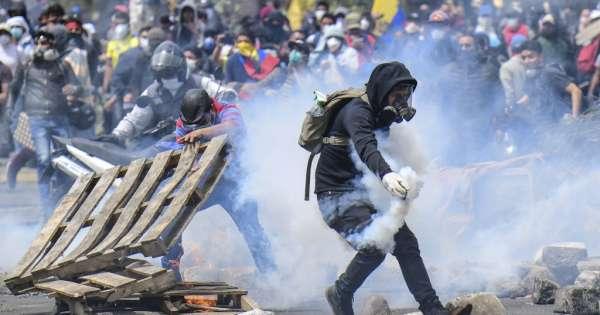 Conaie denuncia muerte de otro indígena en protestas