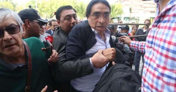 Dictan prisión preventiva en contra de Virgilio Hernández