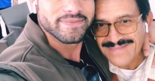 Fallece el padre del presentador y actor Efraín Ruales