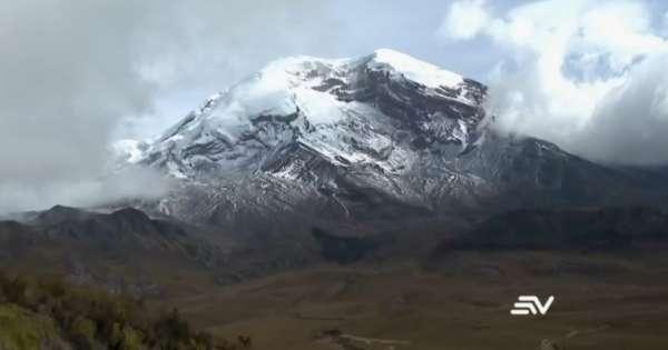 Carihuairazo y los Illinizas se quedarán sin glaciares en 10 años