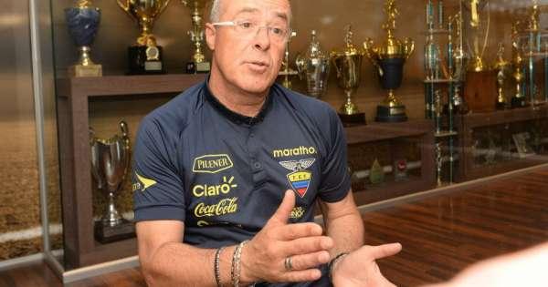 Jorge Célico habló de la lesión de Romario Ibarra - Ecuavisa