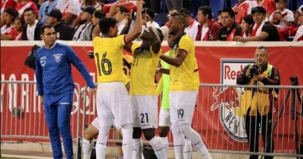 Ecuador alista su once titular ante Trinidad y Tobago - Ecuavisa