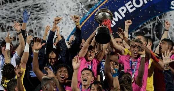 Conembol sostiene a IDV como campeón de Copa Sudamericana