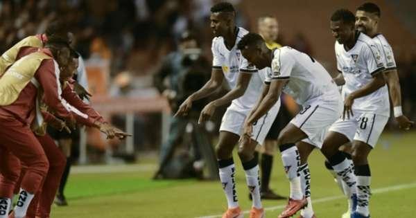 LDUQ celebró la Copa Ecuador en Manta - Ecuavisa