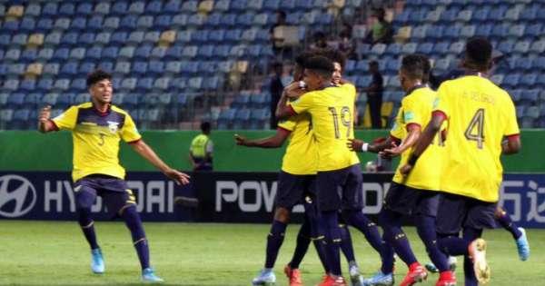 Ecuador se lleva el trofeo al 'Fair Play' del Mundial sub 17