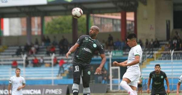Liga de Portoviejo quedaría fuera de los playoffs de la serie B