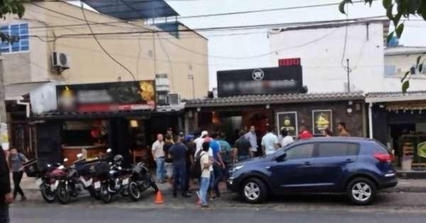 Asesinan a hombre en un restaurante de Samanes
