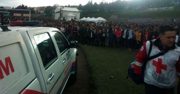 Joven de 21 años fallece tras estampida en Quito