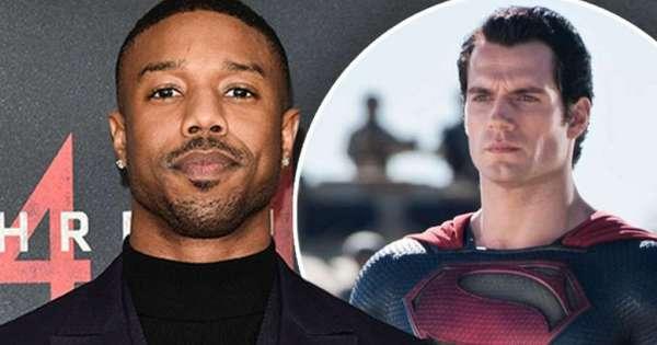 Warner pensó en Michael B. Jordan para ser el nuevo Superman