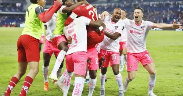 LDUQ jugará la final de la Liga Pro EC