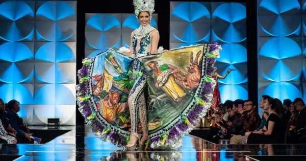 Esta noche es la gran gala del Miss Universo