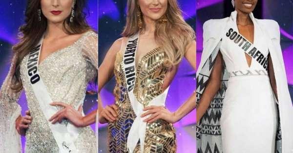 México, Puerto Rico y Sudáfrica se disputan la corona de Miss Universo 2019