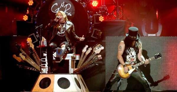 Anuncian concierto de Guns N' Roses en Quito para el 21 de marzo