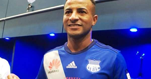 Pedro Quiñónez se despidió de Emelec