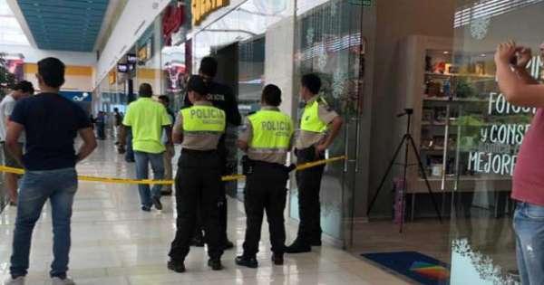 Sentencian a 9 personas por robo a banco en Manta
