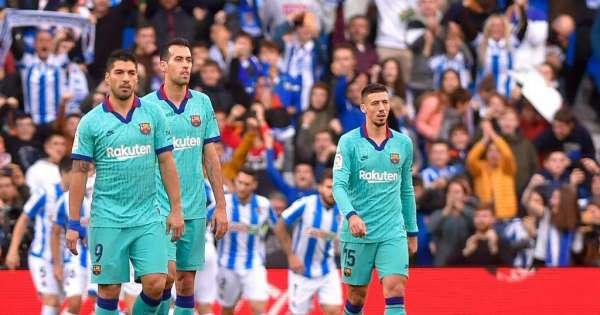 FC Barcelona empata y pone en riesgo su liderato