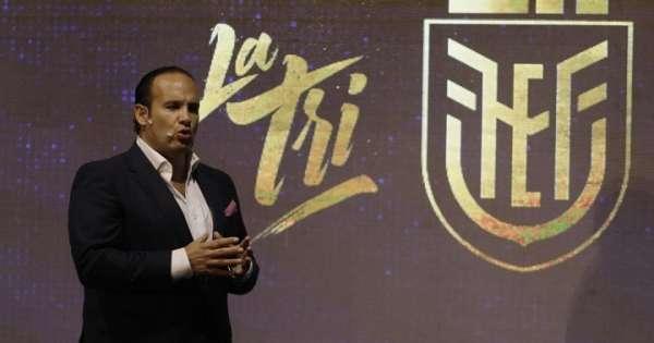 La FEF presentó su nuevo logo