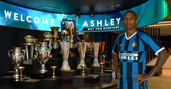El Inter hace oficial el fichaje de Ashley Young
