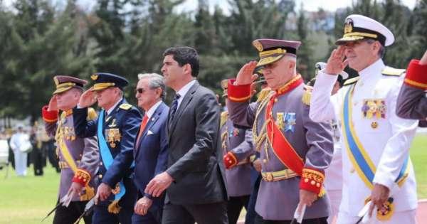 Vicepresidente destaca labor de FF.AA. en conmemoración de la guerra del Cenepa