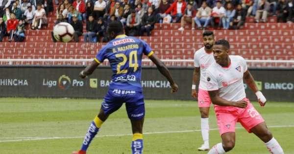 Terna arbitral para Super Copa de Ecuador
