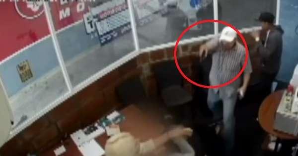 Violento robo en un taller al norte de Guayaquil